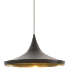Pendant Lighting Beat Light Pendant - Wide by Tom Dixon