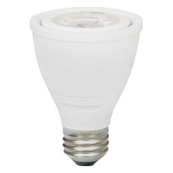 "NATIONAL BRAND ALTERNATIVE - LED PAR20 NARROW FLOOD 8W - | LED PAR20 lamp for narrow beam floodlight | Dimmable | ""Energy Star"" certified 