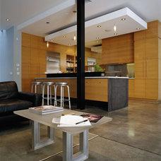 Modern  by Zack|de Vito Architecture + Construction
