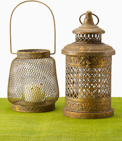Mediterranean Candles And Candle Holders by Jamali Floral & Garden Supplies