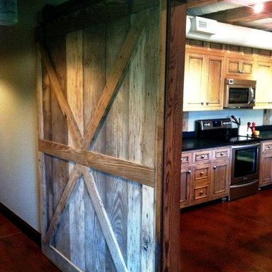 Reclaimed Wood Furniture -
