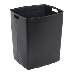 Continental - Continental Rigid Plastic Trash Can Liner - 45 gal Capacity - Rigid plastic liner is designed for use with Continental Colossus Indoor/Outdoor Receptacles. Liner offers a 45 gallon capacity.