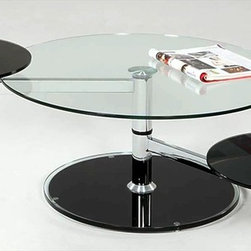 Chintaly Imports - Motion Cocktail Table - Motion Cocktail Table