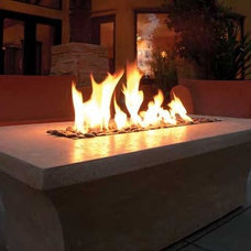 Contemporary Fire Pits by Home and Hearth Outfitters
