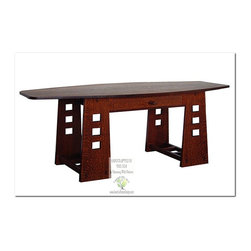 Mission Computer Furniture - 100% HANDCRAFTED IN THE UNITED STATES BY OUR MASTER-CRAFTSMAN AND GUARANTEED FOR LIFE!