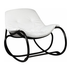TON - Rocking chair Wave -