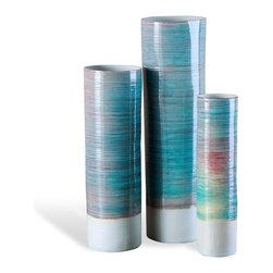 Cascais Vases - Dimensions: