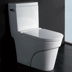 Eago Ultra Low Flush Toilet - About EagoEago is a company dedicated to the idea that the things that fill your home needn't be mundane. By applying an incredible level of detail and craftsmanship to well-designed porcelain products, Eago elevates the modern bathroom while staying true to classic principles. Sinks, tubs, showers, are all crafted in a way that elevates the modern bathroom like no other.