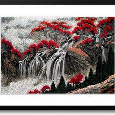 Asian Artwork by Art of Silk