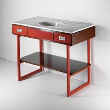 Modern Bathroom Vanities And Sink Consoles by Waterworks