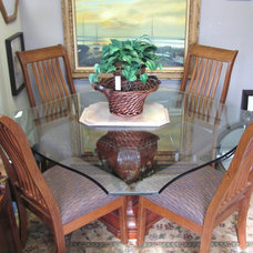 Traditional Dining Tables by Consign It!