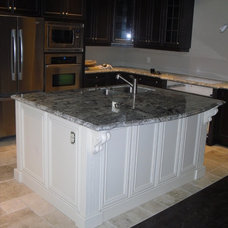 Modern Kitchen Islands And Kitchen Carts by Exquisite Kitchens & Vanities Inc.