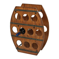 Sterling Industries - Sterling Industries 51-10091 Wine Rack - Wine Rack (1)