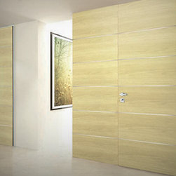 Hidden doors - Now you can hide your secret door with the nicest contemporary Italian veneers. Pick from one of our dazzling finishes and matching wall panels to make your favorite path invisible. Your secret is safe with us.  Whether you are looking to keep our designs or suggest a new one we'd love to help you along the way.
