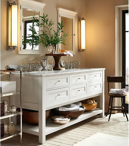 Traditional Bathroom Vanities And Sink Consoles by Pottery Barn