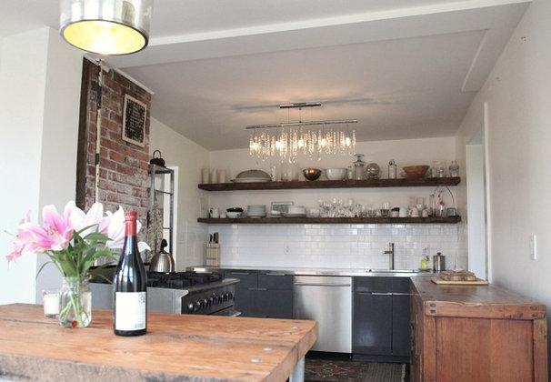 Rustic Kitchen by Megan Buchanan