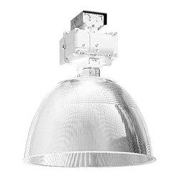 "Hubbell Lighting Industrial - Hubbell Lighting Industrial BL-400P8-WA22-WH-EX-UPL Superbay 1 Light 22"" 400 Wat - Hubbell Lighting Industrial BL-400P8-WA22-WH-EX-UPL Superbay 1 Light 22"" 400 Watt HID Acrylic Flushmount Ceiling FixtureHubbell Lighting Industrial BL-400P8-WA22-WH-EX-UPL Features:"