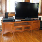 Entertainment Cabinets -