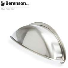 Traditional Cabinet And Drawer Handle Pulls by Berenson Corp