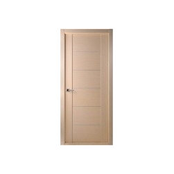 Maximum 201 Interior Door Bleached Oak Finish - Maximum 201 - Bleached Oak Finish