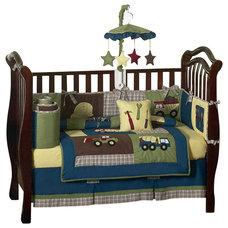 Contemporary Cribs by Tiny Totties