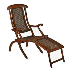 Authentic Models - Authentic Models French Line Deck Chair - French Line Deck Chair by Authentic Models