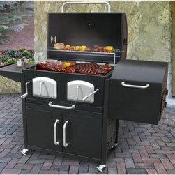 Contemporary Wood Range Hoods Outdoor Cooking Find