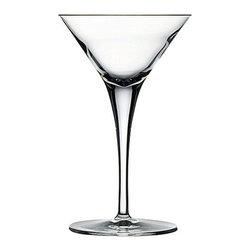 Hospitality Glass - Fame 5 oz Martini Glasses 24 Ct - Fame 5 oz Martini