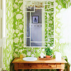 Eclectic Wallpaper by Quadrille Wallpapers and Fabrics, Inc.