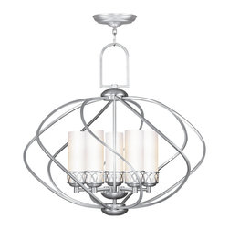 Livex Lighting - Livex Lighting 4725-91 Ceiling Light/Chandelier - Livex Lighting 4725-91 Ceiling Light/Chandelier