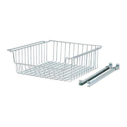 IKEA of Sweden - OMAR Wire basket - Wire basket, galvanized