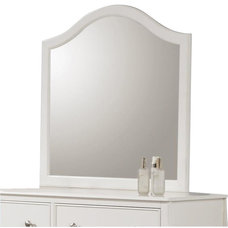 Transitional Makeup Mirrors by Cymax