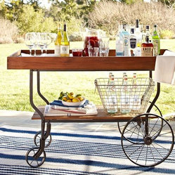 Tavern Bar Cart