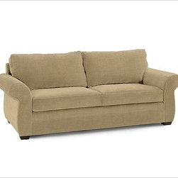 """Pearce Upholstered Love Seat, Down-Blend Wrap Cushions, Textured Basketweave Car - Distinguished by its extra-deep cushions, welted seams and hardwood feet, our Pearce Love Seat has a luxurious feel. 73"""" w x 41"""" d x 38"""" h {{link path='pages/popups/pearce-pdf-fd3-p3.html' class='popup' width='720' height='800'}}View the dimension diagram for more information{{/link}}. {{link path='pages/popups/pearce-pdf-fd3-p5.html' class='popup' width='720' height='800'}}The fit & measuring guide should be read prior to placing your order{{/link}}. Extra-deep hypoallergenic down-blend-wrapped cushions have an extra-thick foam core. Proudly made in America, {{link path='/stylehouse/videos/videos/pbq_v36_rel.html?cm_sp=Video_PIP-_-PBQUALITY-_-SUTTER_STREET' class='popup' width='950' height='300'}}view video{{/link}}. For shipping and return information, click on the shipping tab. When making your selection, see the Quick Ship and Special Order fabrics below. Additional fabrics not shown below {{link path='pages/popups/pearce-pdf-fd3-p6.html' class='popup' width='720' height='800'}}can be seen here{{/link}}. Please call 1.888.779.5176 to place your order for these additional fabrics."""