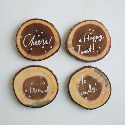Contemporary Coasters by West Elm