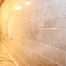 Traditional Tile by OakWood Renovation Experts