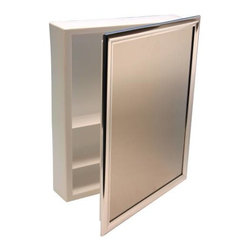 "NATIONAL BRAND ALTERNATIVE - MEDICINE CABINET ECONOMY 14""X18"" SURFACE - 