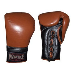 Invincible Pro Laceup Training Gloves
