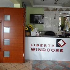 by Liberty Windoors Corp.