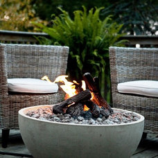 Contemporary Firepits by InsideOut Patio Furniture