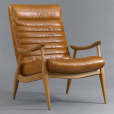 Contemporary Accent Chairs by DwellStudio
