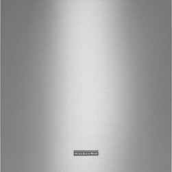 KitchenAid Built-In Dishwasher - This stainless steel, Energy Star qualified dishwasher is built to withstand the test of time. Upper rack position can be adjusted to fit your washing and drying needs.