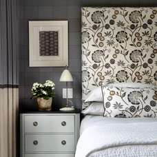 Contemporary Bedroom by Crosby Street Hotel
