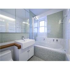 sharons bathroom remodel