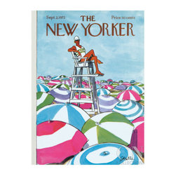 The New Yorker Cover - September 2, 1972 Poster Print by Charles Saxon - 30 x 40 inches
