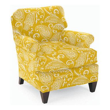 Camden Chair, Imperial Paisley Sun -