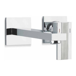 Neptune | Fen Wall-Mount Faucet with Waste Included -
