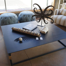 Eclectic Coffee Tables by Inhabiture Build + Design