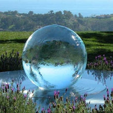 Modern Outdoor Products AquaLens Sphere Fountain