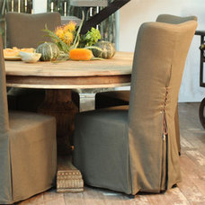 Traditional Dining Tables by Real Deal Furniture & Mattress